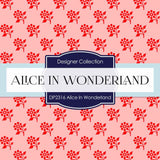 Alice In Wonderland Digital Paper DP2316 - Digital Paper Shop - 4