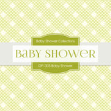Baby Shower Digital Paper DP1305 - Digital Paper Shop - 4