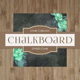 Chalkboard Digital Paper DP4305 - Digital Paper Shop - 3