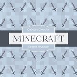 Minecraft Digital Paper DP1894 - Digital Paper Shop - 4