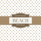 Beach Digital Paper DP2916 - Digital Paper Shop - 4