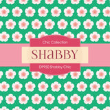 Shabby Chic Digital Paper DP950 - Digital Paper Shop - 4