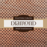 Small Diamond Digital Paper DP6327A
