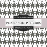 Placid Blue Patterns Digital Paper DP986 - Digital Paper Shop - 4