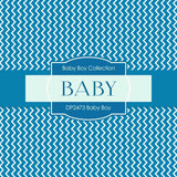 Baby Boy Digital Paper DP2473 - Digital Paper Shop - 4