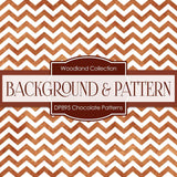 Chocolate Patterns Digital Paper DP895 - Digital Paper Shop - 4