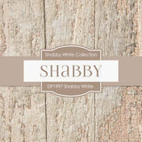 Shabby White Digital Paper DP1997 - Digital Paper Shop - 4