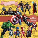 Avengers Digital Paper DP2718 - Digital Paper Shop - 3