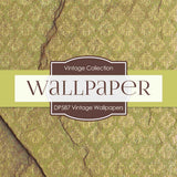 Vintage Wallpapers Digital Paper DP587 - Digital Paper Shop - 4