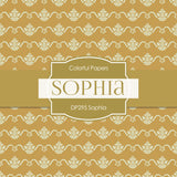 Sophia Digital Paper DP295 - Digital Paper Shop - 3