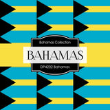 Bahamas Digital Paper DP4232 - Digital Paper Shop - 4