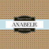 Anabelle Digital Paper DP2365 - Digital Paper Shop - 4