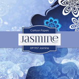 Jasmine Digital Paper DP1957 - Digital Paper Shop - 4