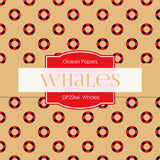 Whales Digital Paper DP2266 - Digital Paper Shop - 4