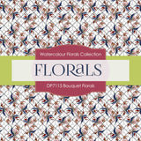 Bouquet Florals Digital Paper DP7115
