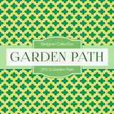 Garden Path Digital Paper DP213 - Digital Paper Shop - 4