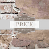 Brick Textures Digital Paper DP672 - Digital Paper Shop - 4