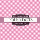 Polkadots Digital Paper DP121 - Digital Paper Shop - 3