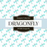 Dragonfly Digital Paper DP2385 - Digital Paper Shop - 4