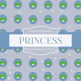 Princess And The Frog Digital Paper DP2234 - Digital Paper Shop - 4