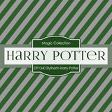 Slytherin Harry Potter Digital Paper DP1340 - Digital Paper Shop - 4