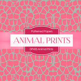 Animal Prints Digital Paper DP435 - Digital Paper Shop - 4