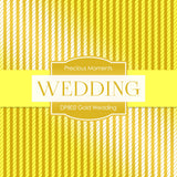 Gold Wedding Digital Paper DP802 - Digital Paper Shop - 4