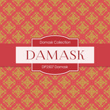 Damask Digital Paper DP2507 - Digital Paper Shop - 4