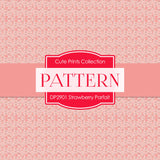 Strawberry Parfait Digital Paper DP2901 - Digital Paper Shop - 4
