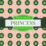 Princess And The Frog Digital Paper DP2231 - Digital Paper Shop - 4
