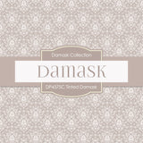 Tinted Damask Digital Paper DP4375C