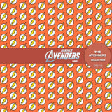 Avengers Digital Paper DP2718 - Digital Paper Shop - 5