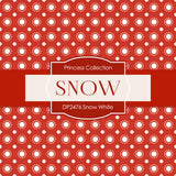 Snow White Digital Paper DP2476 - Digital Paper Shop - 2