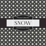 Snow White Digital Paper DP2478 - Digital Paper Shop - 2