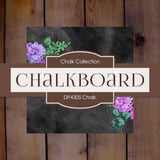 Chalkboard Digital Paper DP4305 - Digital Paper Shop - 2