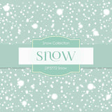 Snow Digital Paper DP3772 - Digital Paper Shop - 3