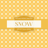 Snow White Digital Paper DP1517A - Digital Paper Shop - 2