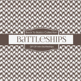 Mini Battleships Digital Paper DP139 - Digital Paper Shop - 4