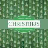 Christmas Cheer Digital Paper DP1580 - Digital Paper Shop - 3