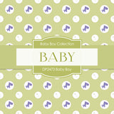 Baby Boy Digital Paper DP2473 - Digital Paper Shop - 2