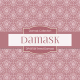 Tinted Damask Digital Paper DP4375B