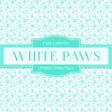 White Paws Digital Paper DP4385C