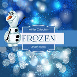 Frozen Digital Paper DP307 - Digital Paper Shop - 3