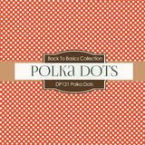 Polkadots Digital Paper DP121 - Digital Paper Shop - 2