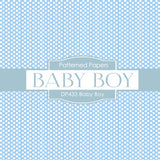 Baby Boy Digital Paper DP433 - Digital Paper Shop - 3