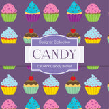 Candy Buffet Digital Paper DP1979 - Digital Paper Shop - 2