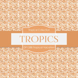 Tropical Vacation Digital Paper DP1288 - Digital Paper Shop - 3