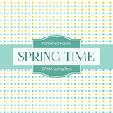 Spring Time Digital Paper DP445 - Digital Paper Shop - 4