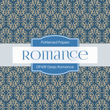 Deep Romance Digital Paper DP439 - Digital Paper Shop - 3
