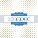 Deep Romance Digital Paper DP439 - Digital Paper Shop - 4